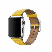 Ремешок Apple Classic Buckle Sunflower Leather для Watch 38mm
