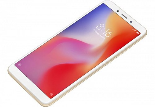 Смартфон Xiaomi Redmi 6A 2/16GB Gold