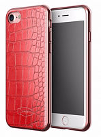 Чехол-накладка Lab.C Crocodile для Apple iPhone 7 red