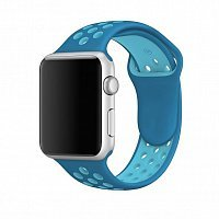 Ремешок для Apple Watch Nike 42mm blue