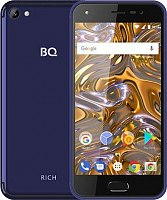 Смартфон BQ BQ-5012L Rich Dark Blue