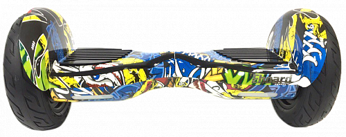 Гироскутер Smart Balance 10.5 Graffiti Yellow