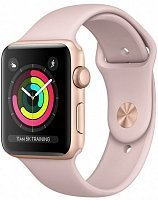 Умные часы Apple Watch Series 3 42mm MQL22ZP/A Pink Sand