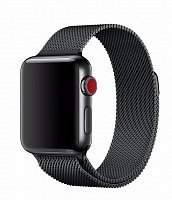Ремешок Milano для Apple Watch 38mm black