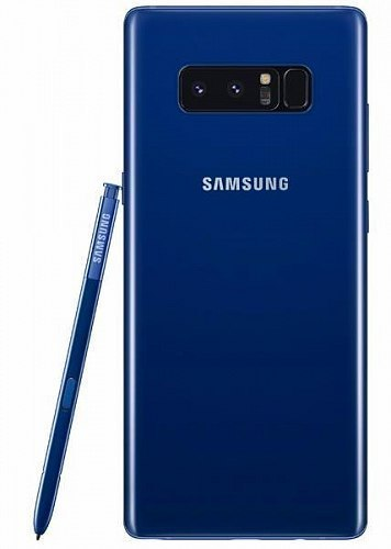 Смартфон Samsung Galaxy Note 8 64GB Blue