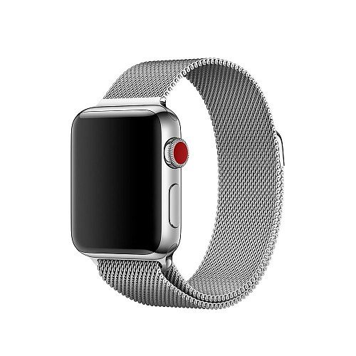 Ремешок Apple Milanese Space Loop Stainless Steel Magnetic Closure MJ5E2ZM/A для Watch 38mm