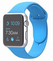Ремешок Sport для Apple Watch 42mm blue