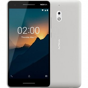 Смартфон Nokia 2.1 DS Silver