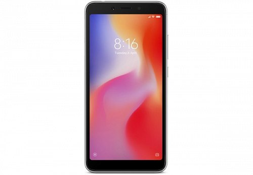 Смартфон Xiaomi Redmi 6A 2/16GB Black