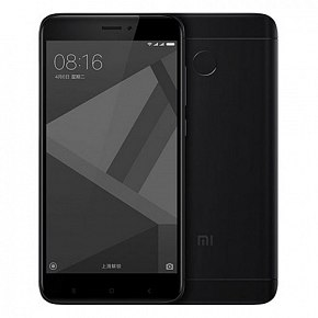 Смартфон Xiaomi RedMi 4x 64Gb Black