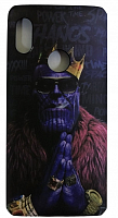 Чехол-накладка Marvel Thanos для Xiaomi RedMi Note 5