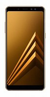 Смартфон Samsung Galaxy A8+ SM-A730F/DS Gold