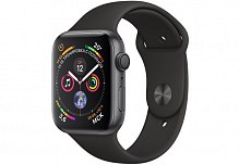 Умные часы Apple Watch Sport S4 40mm MU662 Space Gray / Black
