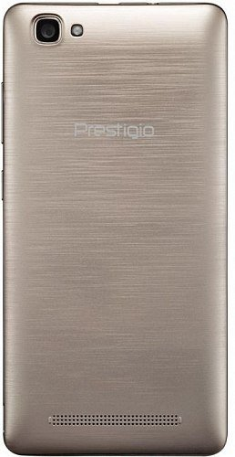 Смартфон Prestigio Grace P5 Gold